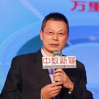 平安大学首席学习官梁冰照片