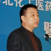 华北制药集团有限责任公司总经理张千兵照片