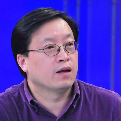 北京大学房地产研究所所长陈国强照片