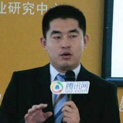 腾讯副总裁总裁刘朝阳