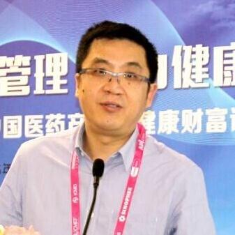 上海医药大健康云商股份有限公司CEO季军照片