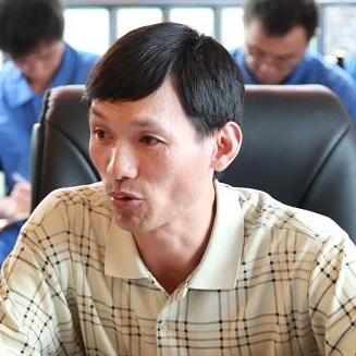 中國交通通信信息中心教授級高工徐超忠照片