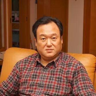 浙江省医药行业协会会长郭泰鸿照片