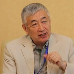 中国房地产业协会及中国房地产研究会副会长童悦仲照片