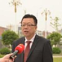 湖南正虹集团总裁张迺济照片