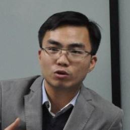 中粮置地大悦城商管中心总经理助理兼推广部总经理危建平照片