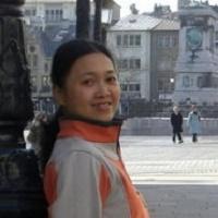 杭州师范大学附属中学办公室主任董莉照片