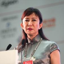 中银国际控股有限公司董事总经理程雁照片