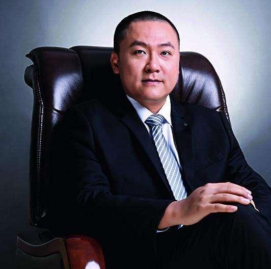 现金巴士 CEO唐阳照片