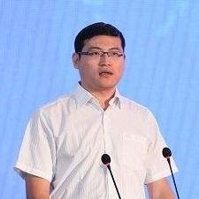 申通快递副总裁谭飙照片