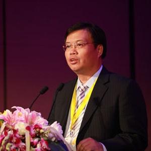 碧桂园集团总裁莫斌照片