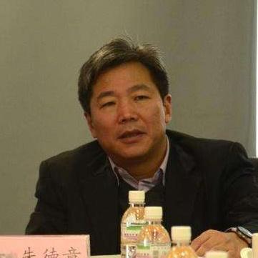 中国远洋物流有限公司副总裁朱德章照片