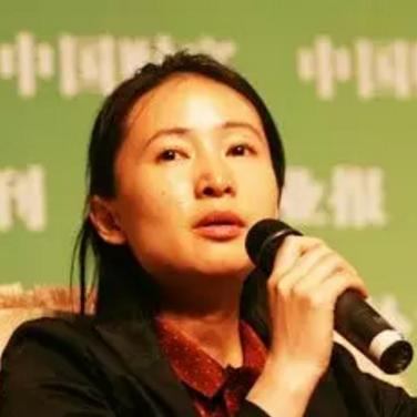 软银中国投资总监黄薇照片