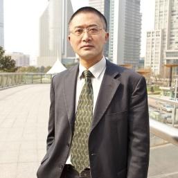 德益齐(中国)融资租赁公司总经理陆齐赣照片