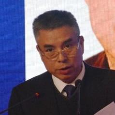 中国保险保障基金有限责任公司董事长任建国照片