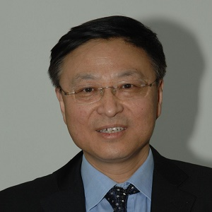 清华大学当代国际关系研究院院长阎学通照片