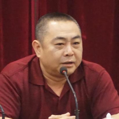 中国石油大学海洋油气装备与安全技术研究中心副教授朱渊照片