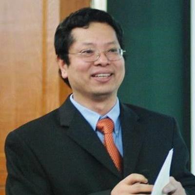 美国康奈尔大学教授洪永淼照片