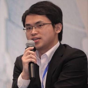 深圳市互联网金融行业协会秘书长曾光照片