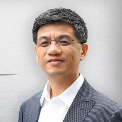 赛伯乐投资集团执行合伙人朱磊照片
