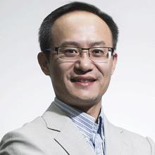 亿动广告传媒首席产品官黄凯文照片