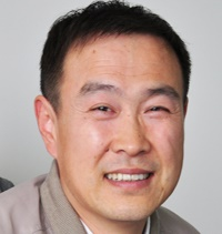 衛生部醫藥科技發展中心腫瘤分子診斷研究基地技術總監趙新泰照片