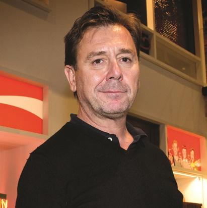 可口可乐欧洲区营销副总裁Javier Sanchez Lamelas