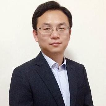 HRS中国区总经理施南飞照片