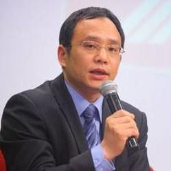 中国塑协降解塑料专业委员会秘书长翁云宣照片