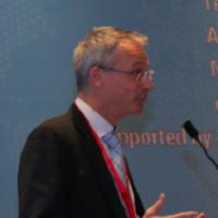 法国液化空气集团AB&T(高级业务和技术)亚太区副总裁Marc Coekelberghs照片