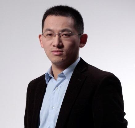 上海东方明珠新媒体培训总监章森照片
