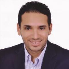 Al Dar Al Masriah Al Lubnaniah出版社執行董事Ahmed Rashad照片