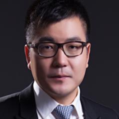 小村资本董事长冯华伟照片