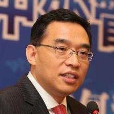 北大方正集团总裁兼首席执行官  谢克海照片