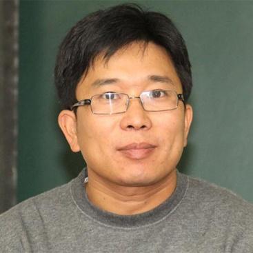 iTech Club理事长吴华鹏照片