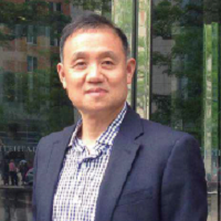 昂瑞医药OncoVent共同创始人和CEO史跃年照片