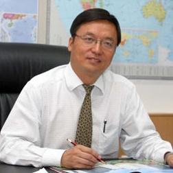 新疆医科大学第一附属医院院长温浩照片