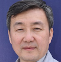 北汽集团新技术研究院副院长荣辉照片