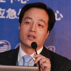 蓝盾股份技术副总裁杨育斌