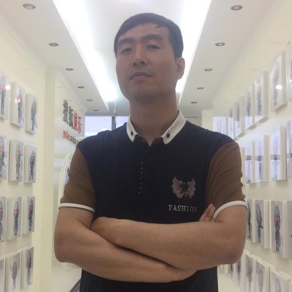 搜狗商业平台研发部测试架构师张海涛照片