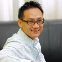 腾讯高级副总裁汤道生照片