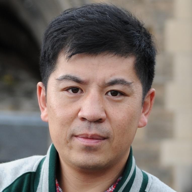 科大讯飞平嵌事业部副总经理刘俊峰照片