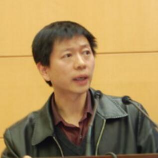 北京市轨道交通建设管理有限公司副总经理罗富荣照片