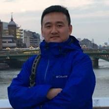 英特尔亚太研发有限公司 研发总监邹鹏照片