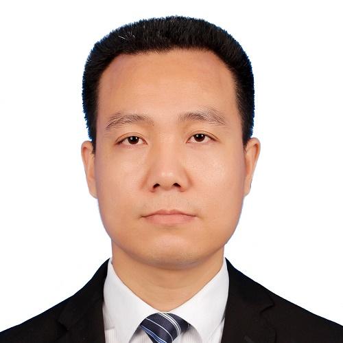 联想集团技术总监杨波涛照片