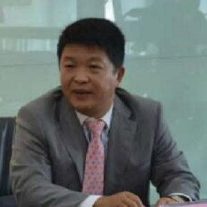 嘉亿隆投资董事长陈容雷照片