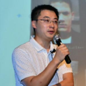 盘古团队首席科学家王铁磊照片