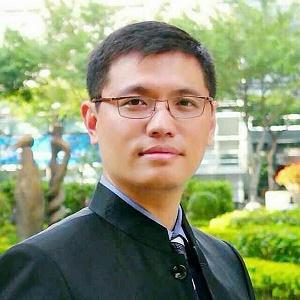 众筹中国研究院院长沈宇庭照片