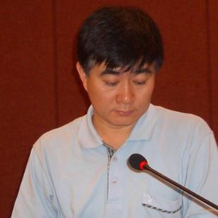 中石化石油工程技术服务有限公司副总经理刘汝山照片