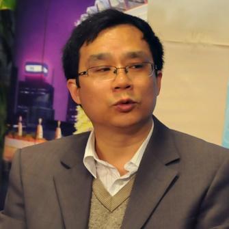 中山大学水资源与环境研究中心副院长/教授陈晓宏照片